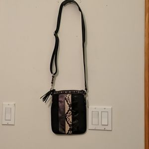 Coach small fabric signature bag